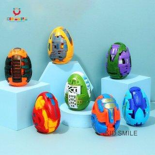 [1 QUẢ] Đồ chơi trẻ em trứng khủng long biến hình nhựa ABS phát triển tư duy cho trẻ từ 2 tuổi trở lên thumbnail