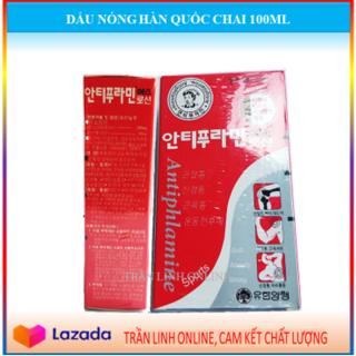 Dầu Nóng Antiphlamine Tù Hàn Quốc Hiệu Quả Nhanh thumbnail