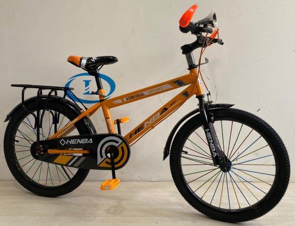 Mua Xe đạp 20 inch bé trai 7-10 tuổi thắng đùm HENBA