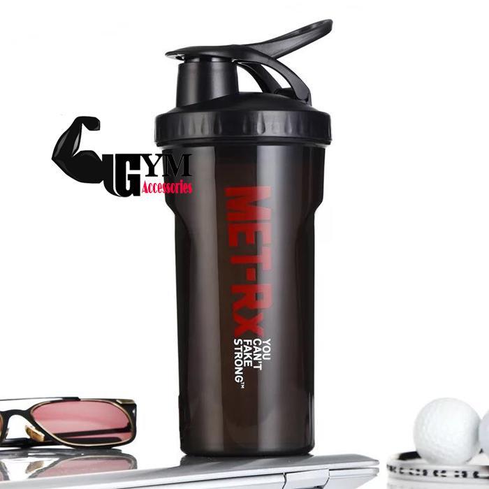 Bình Lắc Bình Tập Gym Shake Bottle Met-RX Siêu Ưu Đãi tại Lazada