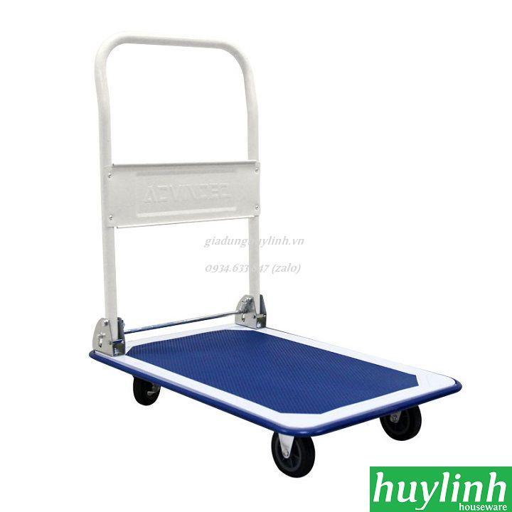 Xe đẩy hàng sàn thép Advindeq TL-150 - (170 - 200kg)