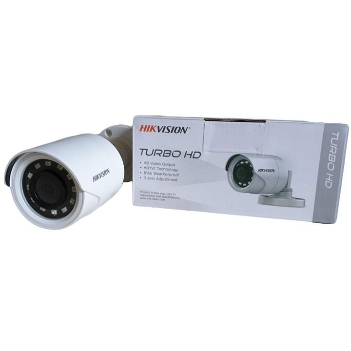 Camera HDTVI 2MP HIKVISION DS-2CE16B2-IPF - chính hãng Nhà An Toàn