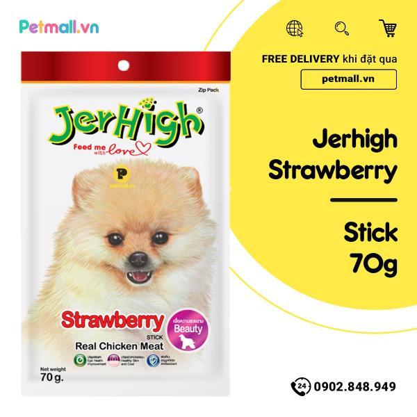 Snack Jerhigh Strawberry 70g