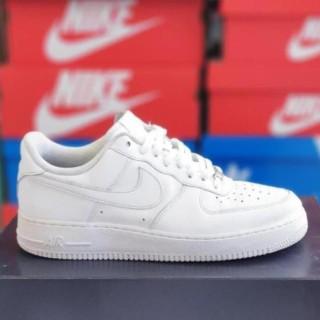 [ Chính Hãng] Giày Nike Air Force I low trắng, nhiều size real 2hand thumbnail