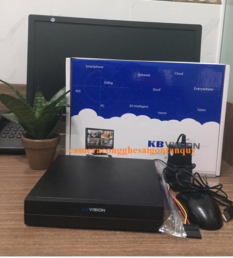 Đầu ghi hình  Mini HD (5 in 1) 4kênh KX-7104SD6, hỗ trợ thêm 1 kênh IP