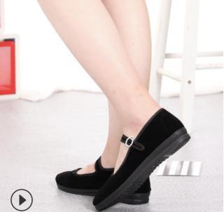 Hình thật Giày bệt búp bê hàng VNXK, da lì cao cấp siêu bền thumbnail