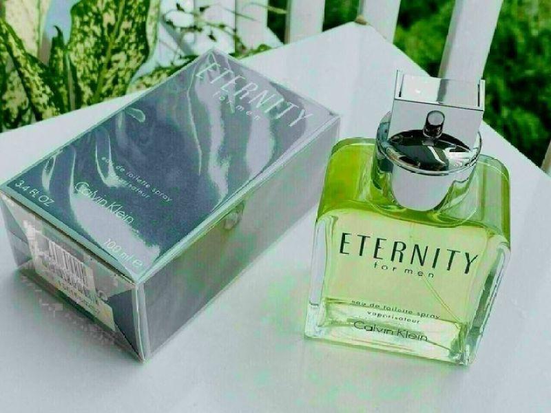 Nước Hoa Nam Calvin Klein Eternity For Men EDT 100ml