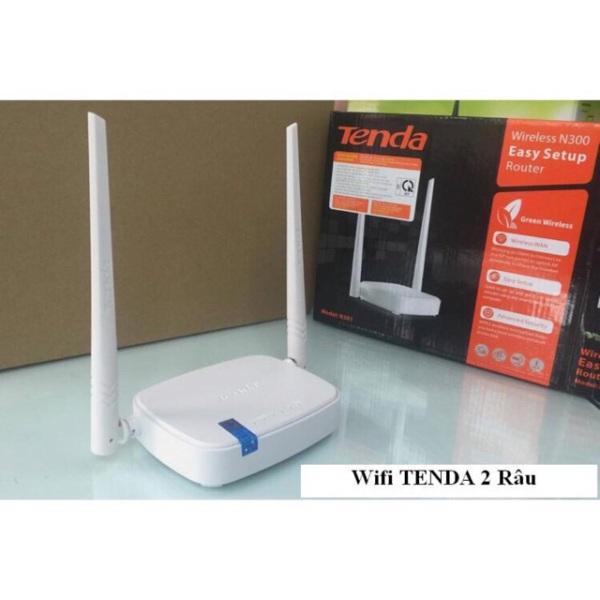 Bảng giá Phát WIFI TENDA N301 ( chính hãng) - Router chuẩn N không dây tốc độ 300 Mbps Phong Vũ