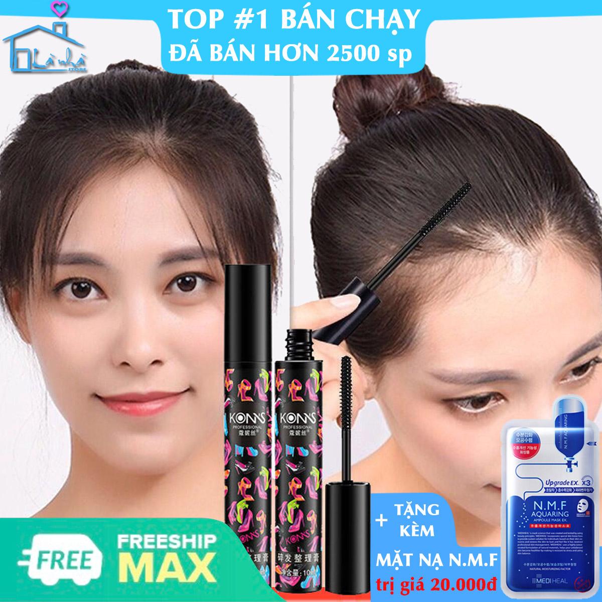 Ưu Đãi Giá cho Cây Chải Chuốt Tóc Mascara Tạo Kiểu Tóc đẹp Vuốt Tóc Con Gọn Vào Nếp Phụ Kiện Mini Bỏ Túi Xách Tiện Dụng
