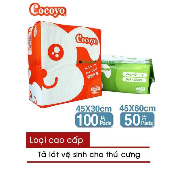 Tã lót chuồng Cocoyo - Miếng lót chuồng - Khay vệ sinh cho chó mèo - [Nông Trại Thú Cưng]