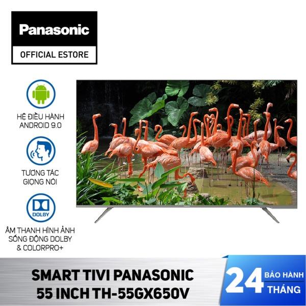 Bảng giá [CHỈ GIAO TẠI HCM] - [Sưu tầm voucher giảm thêm 2 triệu] Smart Tivi Panasonic TH-55GX750V - Android 9.0 - LED 4K - 55 Inch - Hàng Chính Hãng