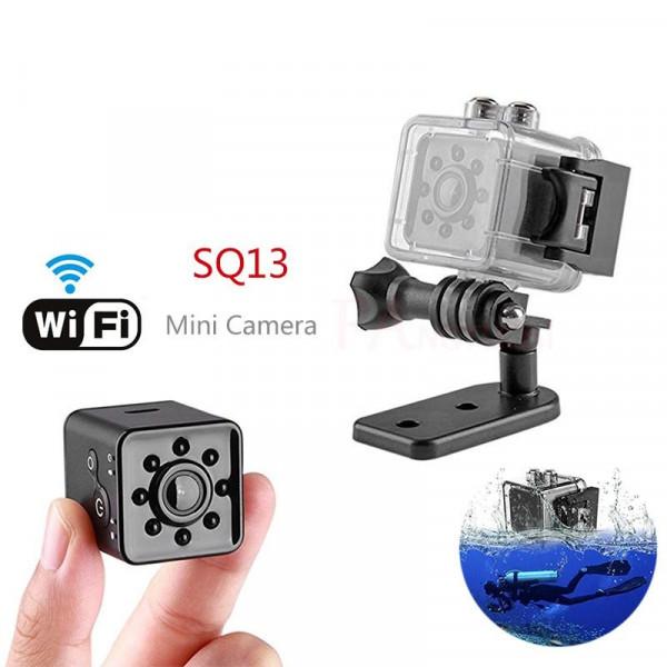 [tặng thẻ 64gb]Camera hành trình chống nước wifi, camera hành trình xe máy, ô tô 1080P mini siêu nhỏ phiên bản nâng cấp của camera hành trình sq8, sq11, sq12, sq16, A9 hành trình, xiaomi, vietmap-camera loại nào tốt