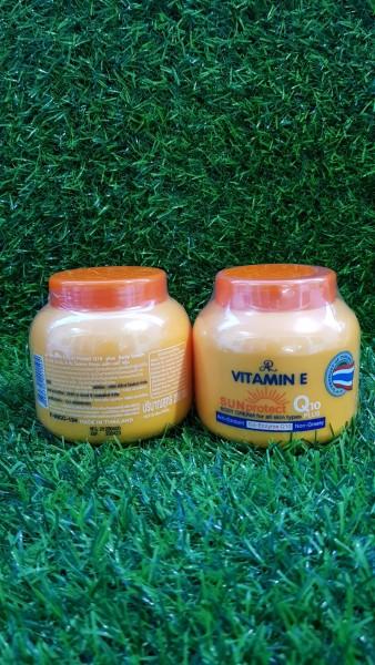 Kem dưỡng da chống nắng vitamin E sun protect Q10 200ml