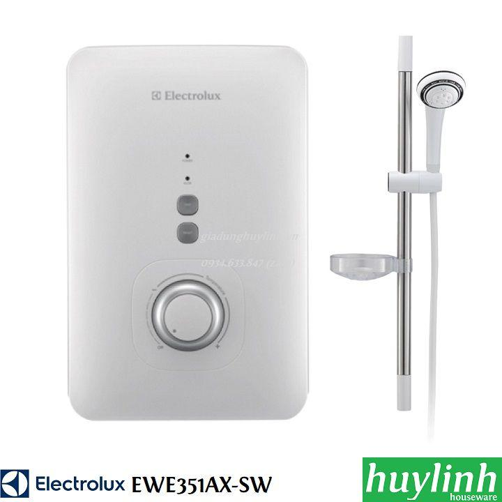 Bảng giá Máy nước nóng trực tiếp Electrolux EWE351AX-SW - 3500W