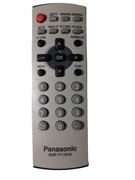 Bảng giá Điều khiển tivi panasonic đời cũ - tivi panasonic màn hình dày - Hàng Tốt