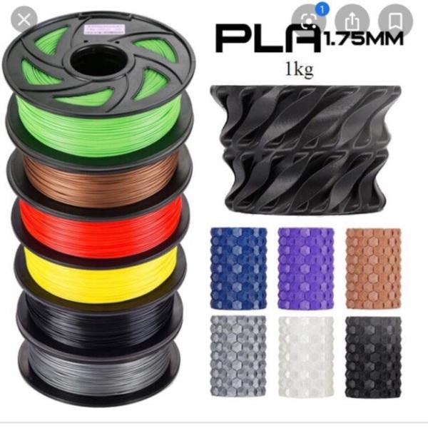 Mua Nhựa in 3D-PLA trắng và đen