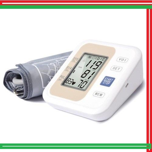 máy đo huyết áp bắp tay mini