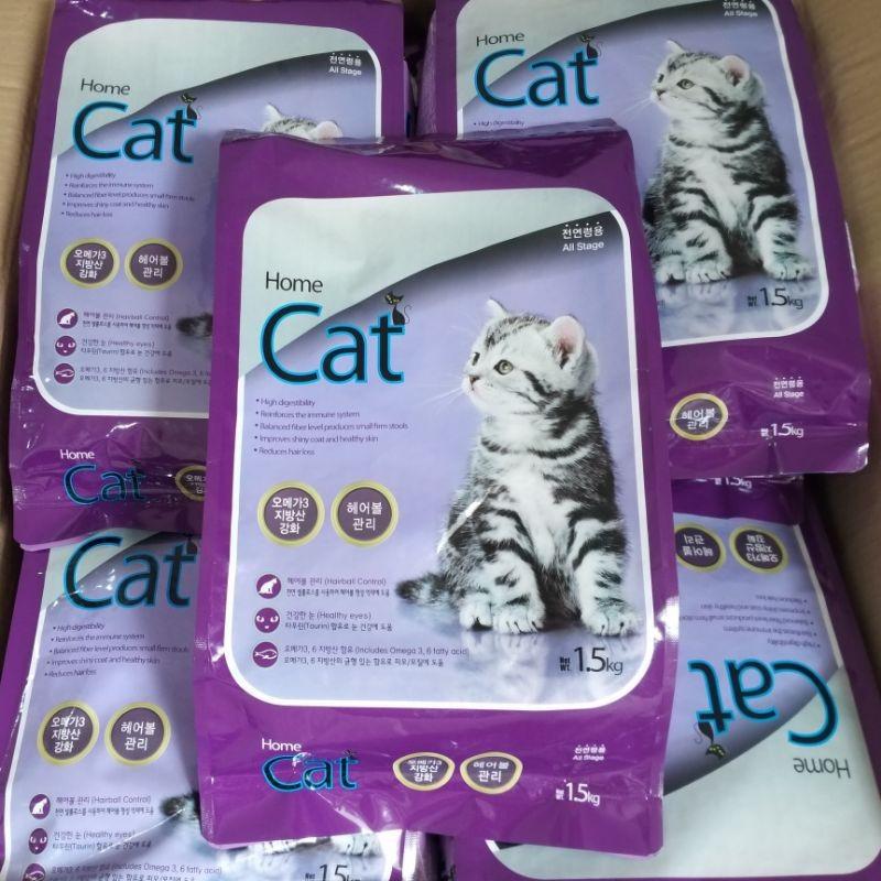 Thức ăn hạt cho mèo Home Cat 1.5kg