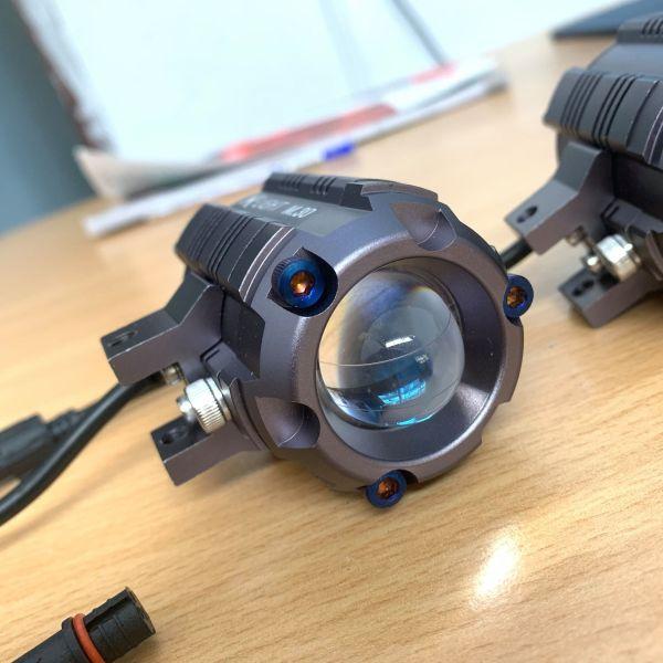 Đèn bi  X-Light M30 tăng sáng cho đèn oto ,xe máy (1 Bi)