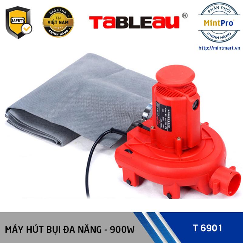 Máy hút bụi đa năng Tableau T6901 - Dùng cho máy cắt rãnh tường, máy bào chà nhám tường, dùng trong nhà, ô tô...