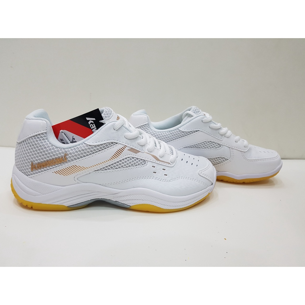 Giày cầu lông, giày bóng chuyền Kawasaki k075 chính hãng (tặng kèm bit tất cổ cao xịn) thumbnail