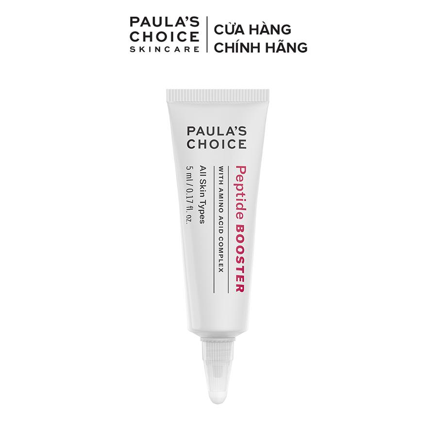Tinh chất làm săn chắc da chảy xệ chứa Peptide Paula's Choice Peptide Booster 5ml