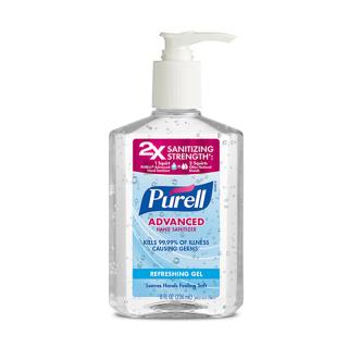 Combo 5 chai Gel rửa tay khô khử trùng & diệt khuẩn PURELL 236ML-Tặng 1 Chai PURELL 59ML thumbnail