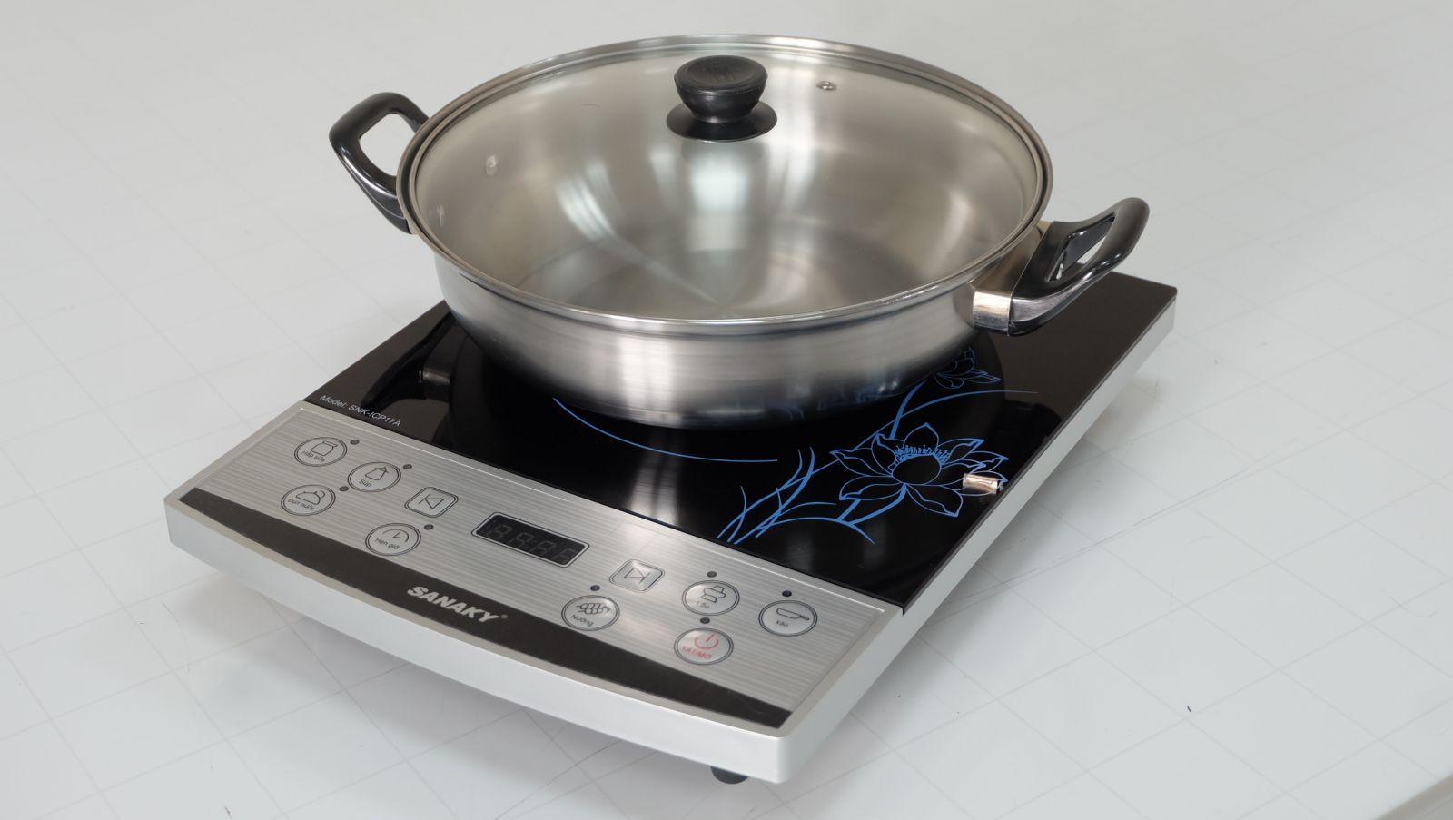 Bếp từ Sanaky ICP 17A