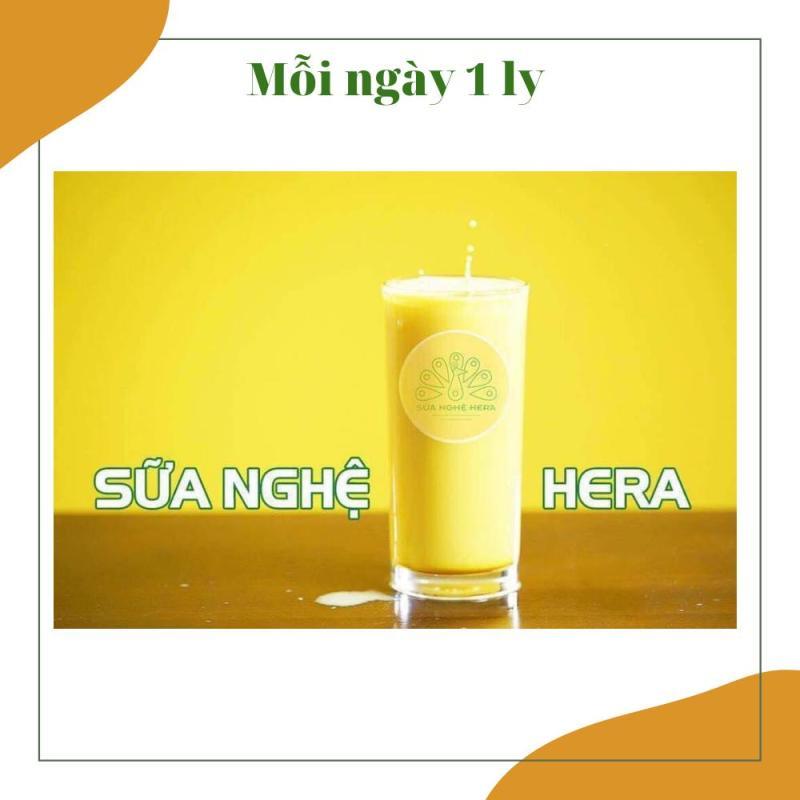 Sữa Nghệ Hera Cho Hệ Tiêu Hóa Khỏe Mạnh Tăng Sức Đề Kháng Nhanh Lành Vết Thương Bù Năng Lượng 500g cao cấp