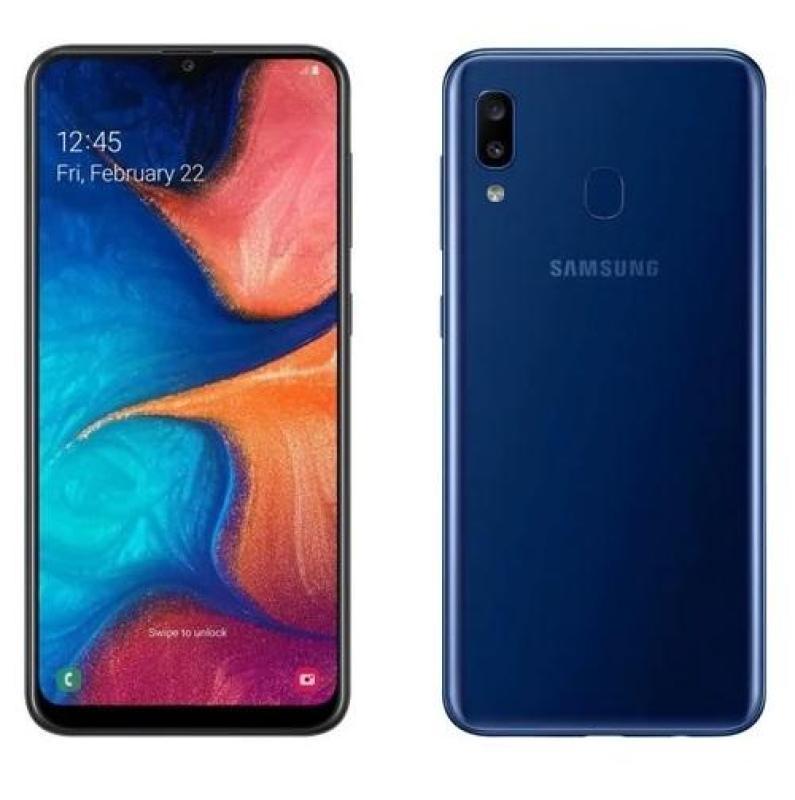 Điện thoại Samsung Galaxy A20 - Hàng chính hãng