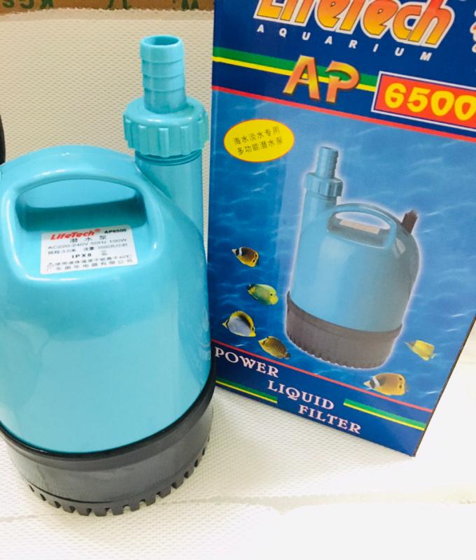 Máy bơm nước bể cá thả chìm LifeTech AP 6500