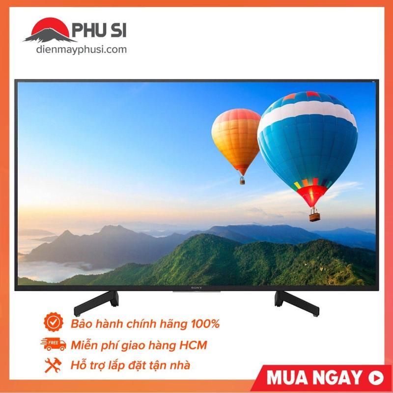 Bảng giá Android TV LED 4K HDR Sony 55 inch 55X8500G (2019) Đen