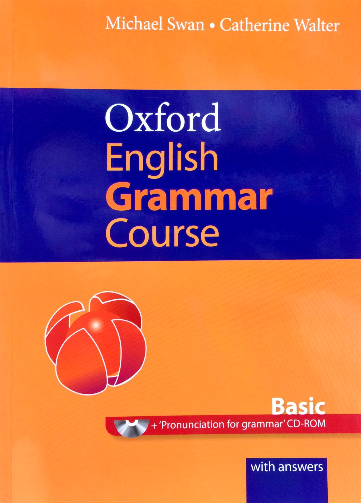 Fahasa - Oxford English Grammar Course Basic with Answers CD-ROM Pack