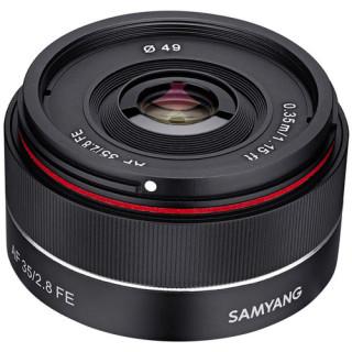 Ống kính Samyang AF 35mm f 2.8 FE For Sony E - Hàng chính hãng thumbnail