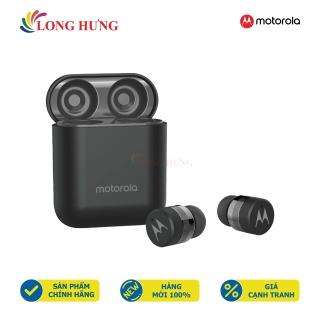 Tai nghe Bluetooth True Wireless Motorola Verve Buds 110 - Hàng chính hãng - Âm thanh tuyệt hảo Chât lượng Hifi Kết nối Bluetooth Chống nước chuẩn IPX4 thumbnail