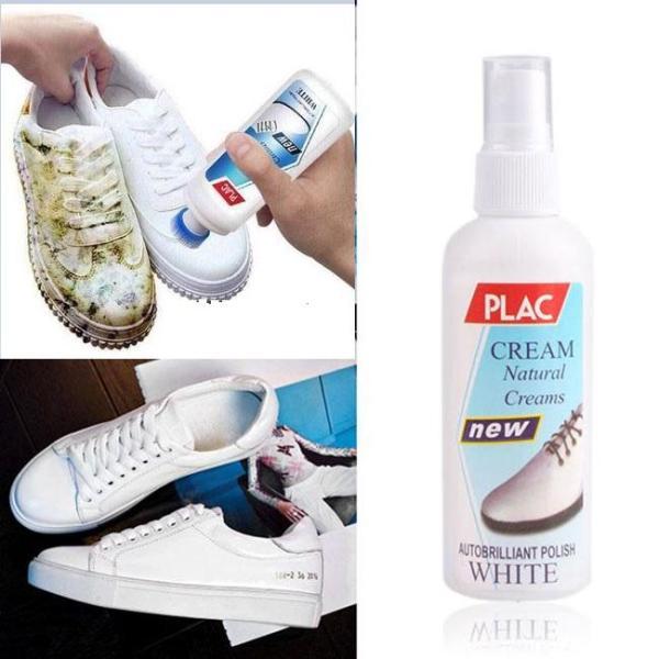 Nước rửa giày, nước tẩy giày dung dịch vệ sinh túi xách 22k hàng chuẩn, thể tích 100ml/chai.