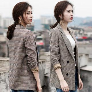 Áo Blazer công sở Áo vest nữ đẹp áo vest kiểu hàn đẹp kiểu hàn quốc thumbnail