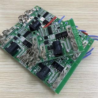 Mạch sạc xả và bảo vệ pin 10 cell - 3 khe chân tiếp xúc (Loại pin cho máy khoan pin đầu 13ly, bulong pin, chuyên vít, mà thumbnail