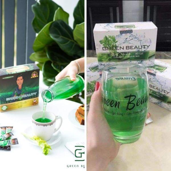 Tinh Chất Cần Tây - Green Beauty - Giúp khỏe dáng đẹp da