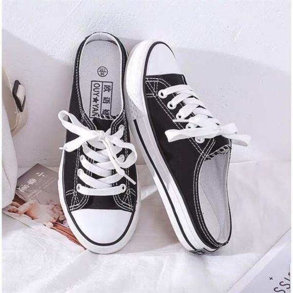 Giày sục vàng, đen, trắng - Kienvang99 giá rẻ