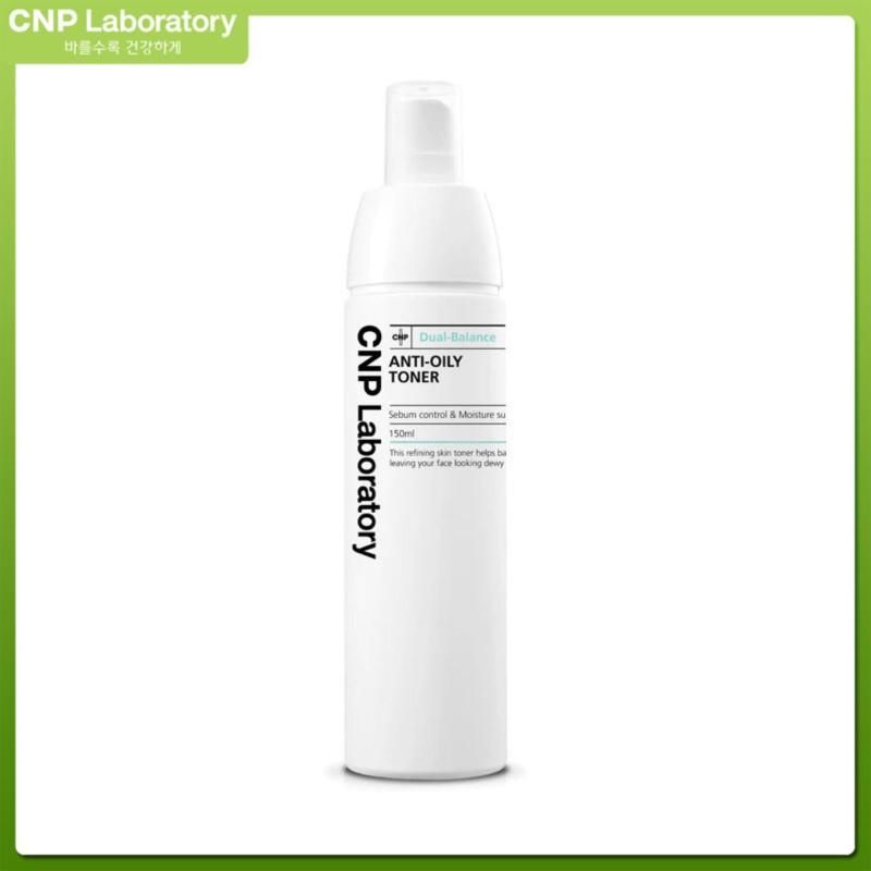 Nước cân bằng ẩm kiểm soát nhờn dạng xịt CNP Laboratory Dual-Balance Anti Oily Toner 150ml cao cấp