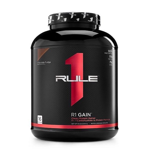 Sữa tăng cơ tăng cân Rule 1 Gain 5lb - 2.2kg