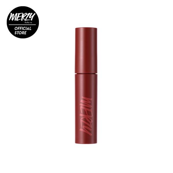 Son kem lì Merzy Bite The Beat Mellow Tint màu đỏ cam gạch M05 - Hey Candy 4g ( Chính Hãng ) giá rẻ