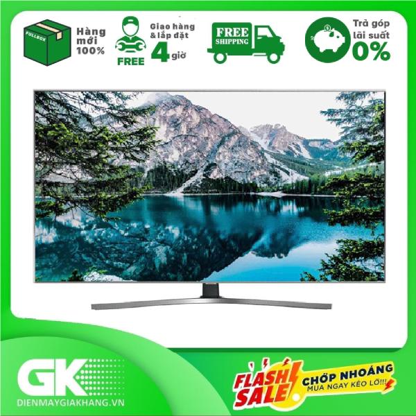 Bảng giá [Nhập ELMAY21 giảm 10% tối đa 200k đơn từ 99k]Smart Tivi Samsung 4K 43 inch UA43TU8500