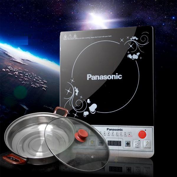 [XẢ KHO 3 NGÀY] [Tặng nồi lẩu] Bếp từ đơn,bếp điện Panasonic DH-129T ,BH 12 tháng