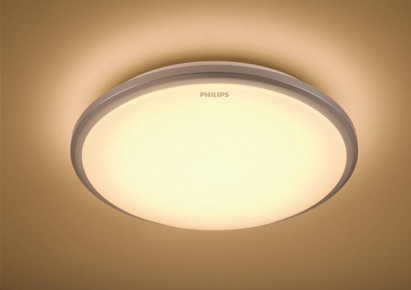Đèn LED ốp trần 31825  Twirly 17W Philips