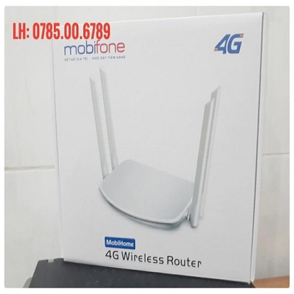 Bộ phát wifi 4G, Bộ phát wifi 4G tốc độ cao không giới hạn. Bộ phát wifi 4G không dây kèm sim 4G - Bộ phát wifi 4G tại nhà với thiết bị MobiHome và sim 4G Wifi miễn phí 1 tháng đầu. Bộ Wifi không dây MobiHome dùng tại nhà không giới hạn