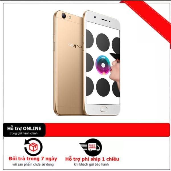 [Bán Lỗ] Điện thoại cảm ứng Smartphone Oppo F1s lite (Oppo A57) ( 3GB/32GB ) - 2 sim - Màn hình 5.2, HD - Lướt Youtube Mượt
