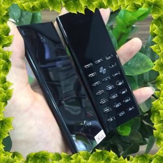 Điện thoại Vetu vt1 v01 mới - thơ i trang 2 sim 2 so ng Pin kho e Đe p Sang kiê n chô ng trâ y thumbnail