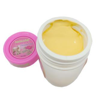 [Lấy mã giảm thêm 30%] Kem dưỡng trắng da toàn thân Bạch Sâm BS6 180g (Trắng - Hồng) thumbnail